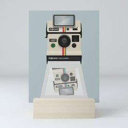 Selfieroid Mini Art Print