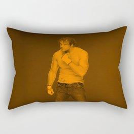 Dean Ambrose Rectangular Pillow