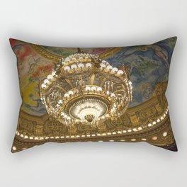 Opera Garnier Paris Rectangular Pillow