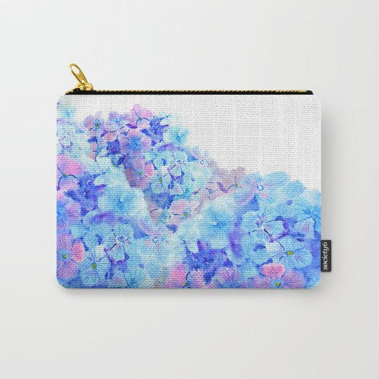 mountain of hydrangea Carry-All Pouch