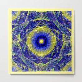 spyro blue Metal Print