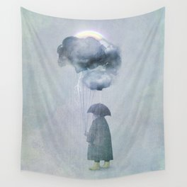 The Cloud Seller Wall Tapestry
