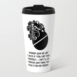 Brave New World - Aldous Huxley Travel Mug