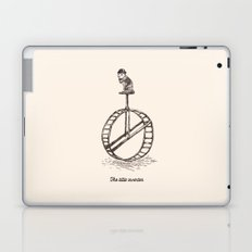 The Little Inventor Laptop & iPad Skin