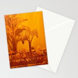 I Am Building A Forest- Film Still 1 Stationery Cards