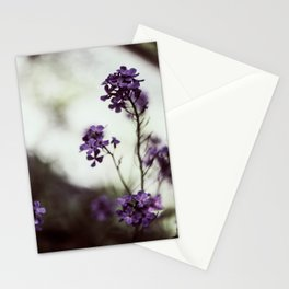 Only whispers can tell Stationery Cards