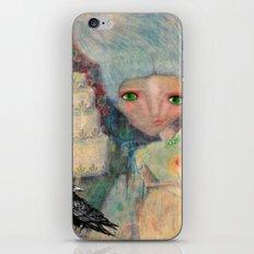 Great Expectations' Miss Havisham  iPhone & iPod Skin