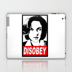 Disobey Scully Laptop & iPad Skin