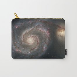 The Whirlpool Galaxy Carry-All Pouch