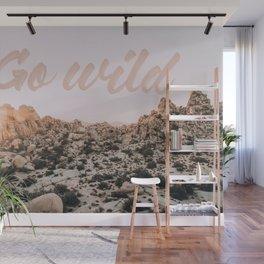 Go Wild Wall Mural