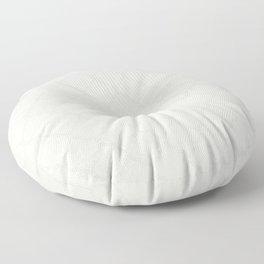 Coconut Milk Quatrefoil Floor Pillow