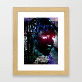The Light Within - Olivia Framed Art Print