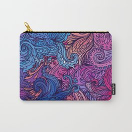 Indian Pattern 01 Carry-All Pouch