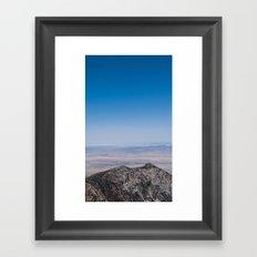 View 2 Framed Art Print