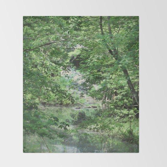 Hidden Creek by daugustart
