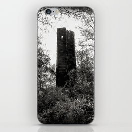 Forgotten Tower iPhone Skin