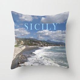 STONEBEACH  Sicily Throw Pillow