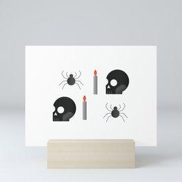Halloween Bundle 01 Mini Art Print