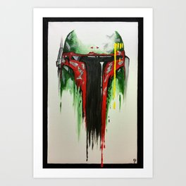 The unaltered clone Art Print