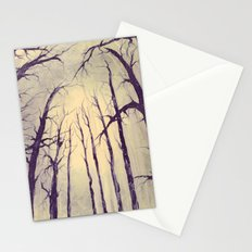 I got lost... Stationery Cards