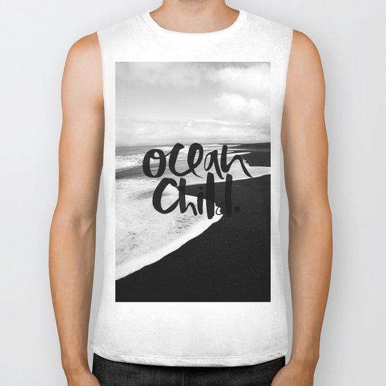 Ocean Child Biker Tank