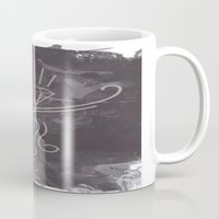 graffiti Mugs featuring Graffiti by Isaak_Rodriguez