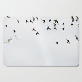 Birds Cutting Board