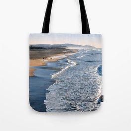 Lands End Beach Tote Bag