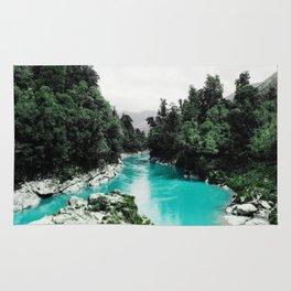 Blue River Rug