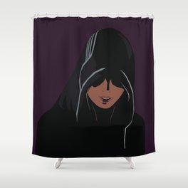 Kasumi Goto Shower Curtain