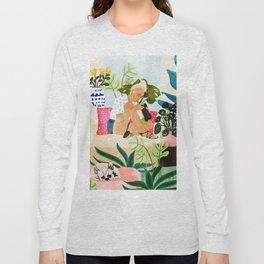 Miss Blogger Long Sleeve T-shirt