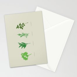 Scarborough Fair Stationery Cards