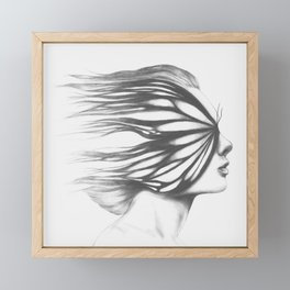 Existence of a Fading Memory Framed Mini Art Print