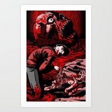 GOREGOT 2 Art Print