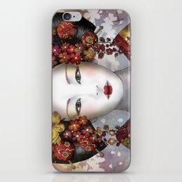 Becoming a Geisha  iPhone Skin