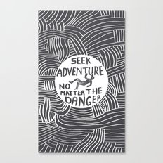 Seek It. Canvas Print