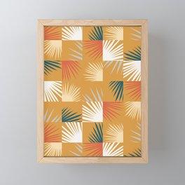 Desert Tropical 04 Framed Mini Art Print