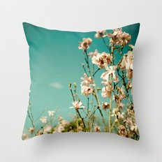 The Dreaming Tree Throw Pillow