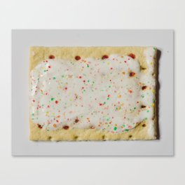 Dessert for Breakfast Canvas Print