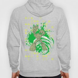 i'll conquer the World #8 Hoody