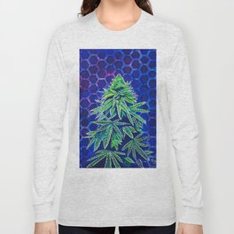 Purple Kush Long Sleeve T-shirt