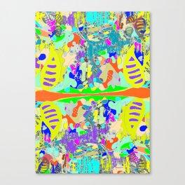 Baby in Utopia-Enkhbulgan Selenge Canvas Print