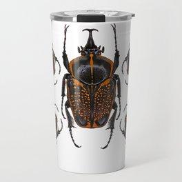 Goliath Flower Beetle Travel Mug