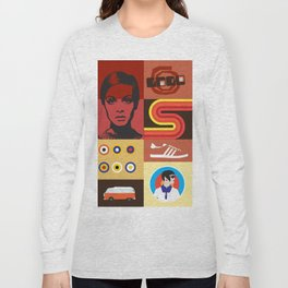 Iconic Modernist Long Sleeve T-shirt
