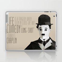 Chaplin Scomposition Laptop & iPad Skin