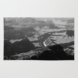 Grand Canyon Monochrome Rug