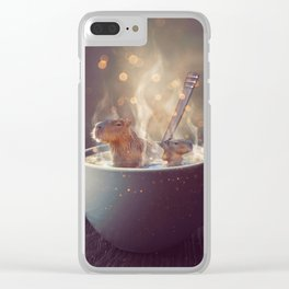 Haimish Clear iPhone Case