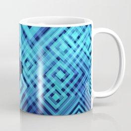Blue Fish Angel Anglers Angles Coffee Mug