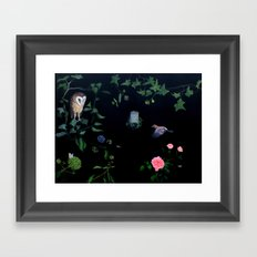 And so it is.... Framed Art Print