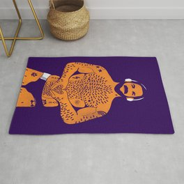 Loving husband Rug